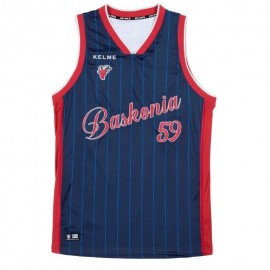 MERCHANDISING CAMISETA RETRO BASKONIA