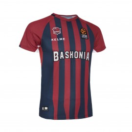 CAMISETA SHOOTING MERCHANDISING 1 BASKONIA