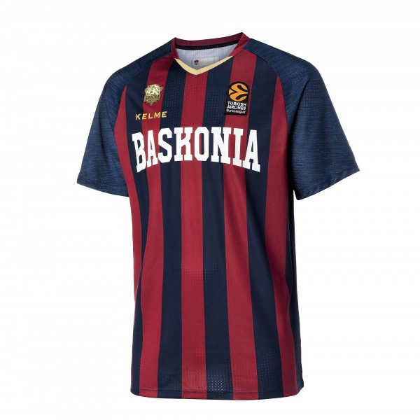 Camiseta Baskonia 2019/20 Home Merchand